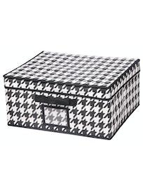 Короб для хранения Handy Home Пепита, 40 х 33 х 18 см