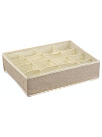 Короб-органайзер для хранения Handy Home Лен, 35 х 27 х 9 см