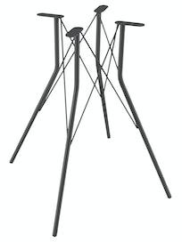 Основание для стола Sheffilton SHT-TU2, черное