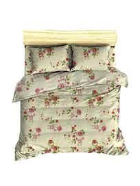 Комплект постельного белья Bouquet, 1,5-спальный, розовый