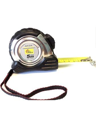 Рулетка Accurate автостоп магнит 5 м х 19 мм