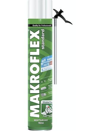 Бытовая монтажная пена Makroflex, 750 мл