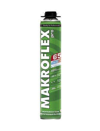 Пена монтажная Makroflex Pro 65, всесезонная