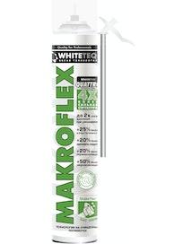 Пена Makroflex WhiteTeq, с трубкой, 750 мл