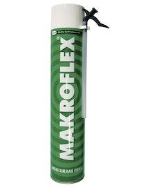 Монтажная бытовая пена Makroflex, полиуритановая, 750 мл