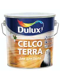 Лак паркет Celco Terra Dulux 2,5 л