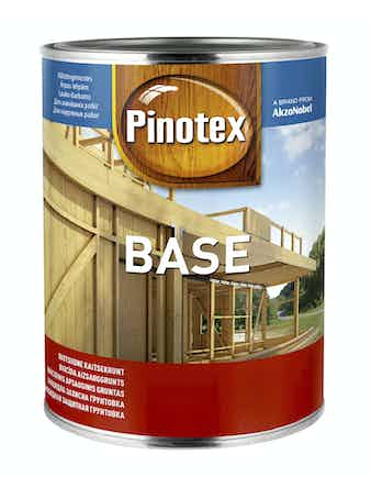 Антисептик Pinotex Base 1 л