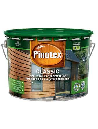 Антисептик Pinotex Classic бесцветный 10 л
