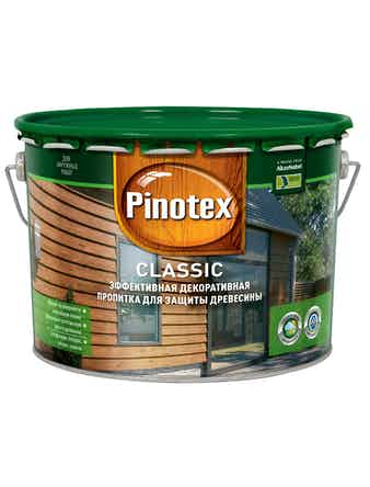 Антисептик Pinotex Classic орех 10 л