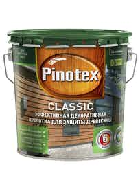 Пропитка для древесины Pinotex Classic Махагон, 2,7 л