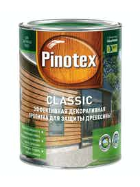 Антисептик Pinotex Classic рябина 1 л