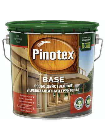 Антисептик Pinotex Base 2,7 л