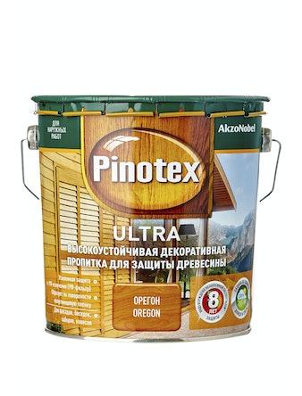 Антисептик Pinotex Ultra орегон, 2,7 л