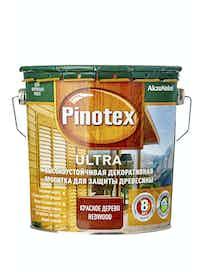 Антисептик Pinotex Ultra махагон, 2,7 л