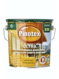 Антисептик Pinotex Ultra калужница, 2,7 л