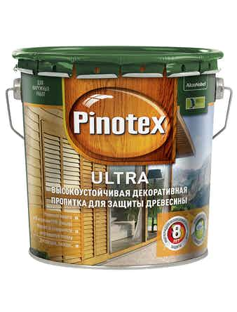 Антисептик Pinotex Ultra орегон 1 л