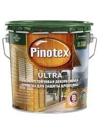 Антисептик Pinotex Ultra махагон 1 л