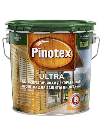 Антисептик Pinotex Ultra палисандр 1 л