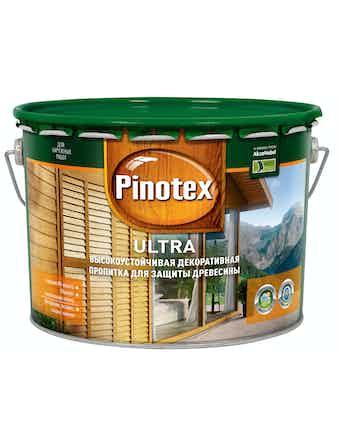 Антисептик Pinotex Ultra рябина 10 л