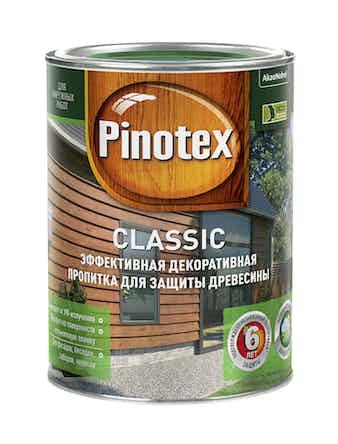 Антисептик PINOTEX Classic Сосна 10 л