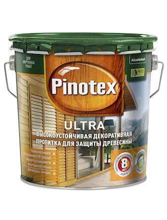 Антисептик PINOTEX Ultra Сосна 2,7 л