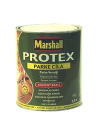 Лак паркетный Protex Parke Cila Marshall 2,5 л
