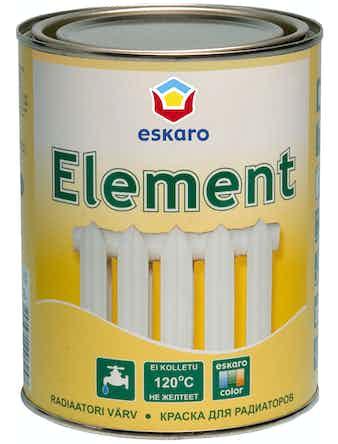 Эмаль акриловая Eskaro Element