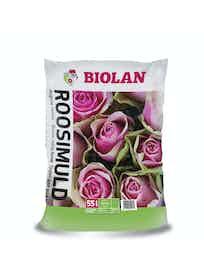 Грунт для роз Biolan, 55 л