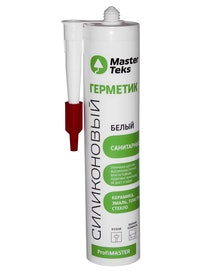 Герметик санитарный Mastertex S белый 290мл