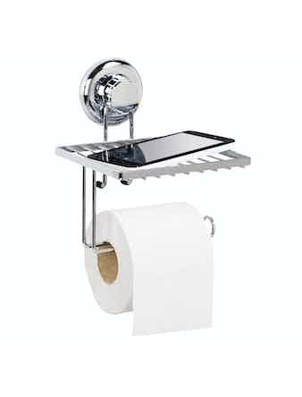 Держатель для туалетной бумаги MEGA LOCK