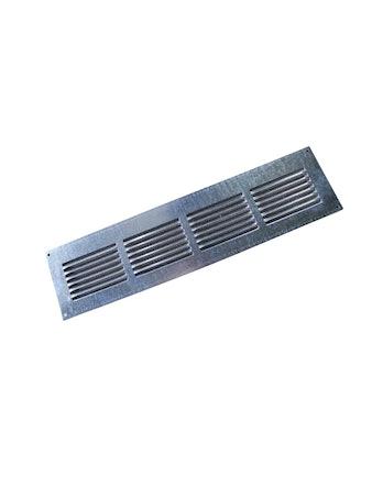Решетка радиаторная металлическая EUROPLAST MR4010