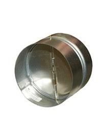 Клапан обратный 100 металлический