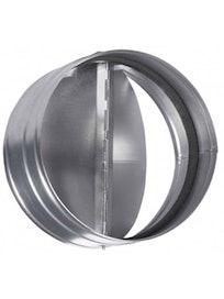 Клапан обратный 125 металлический