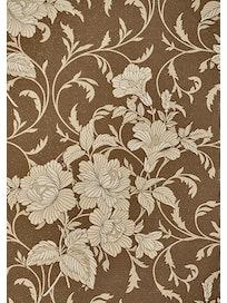 Виниловые обои OVK Design Симона 0916115-63, 1,06 х 10 м, коричневые
