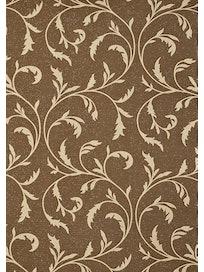 Виниловые обои OVK Design Симона 0916116-63, 1,06 х 10 м, коричневые