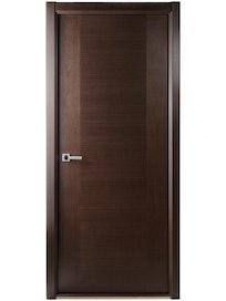 Дверное полотно Belwooddoors Классика люкс, глухое, 600 х 2000 мм, венге