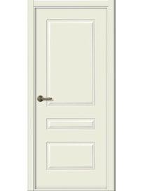 Дверное полотно Belwooddoors Роялти, глухое, эмаль, 600 х 2000 мм, жемчуг