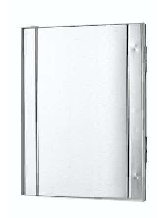 Дверца ДКП 10379, 300 х 400 мм, белая