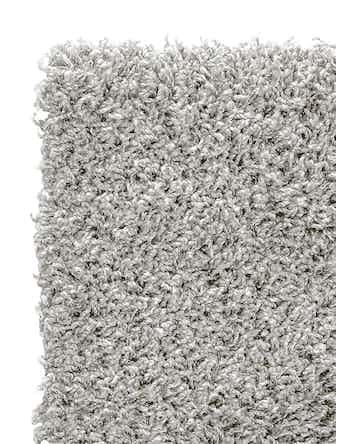 Ковер длинноворсовый Moldabela Shaggy Viva 1039 1 34300, 0,8 x 1,5 м, серый