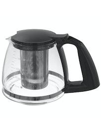 Чайник заварочный, стеклянный, 0,75 л
