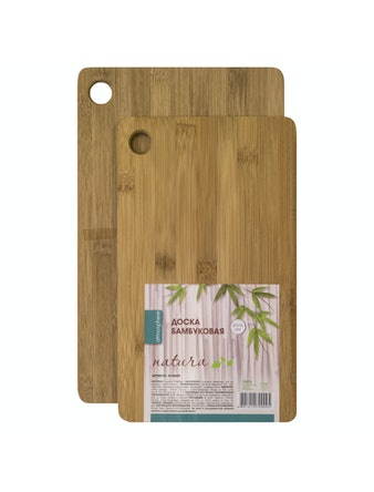 Доска Natura бамбук, 30 х 19 см
