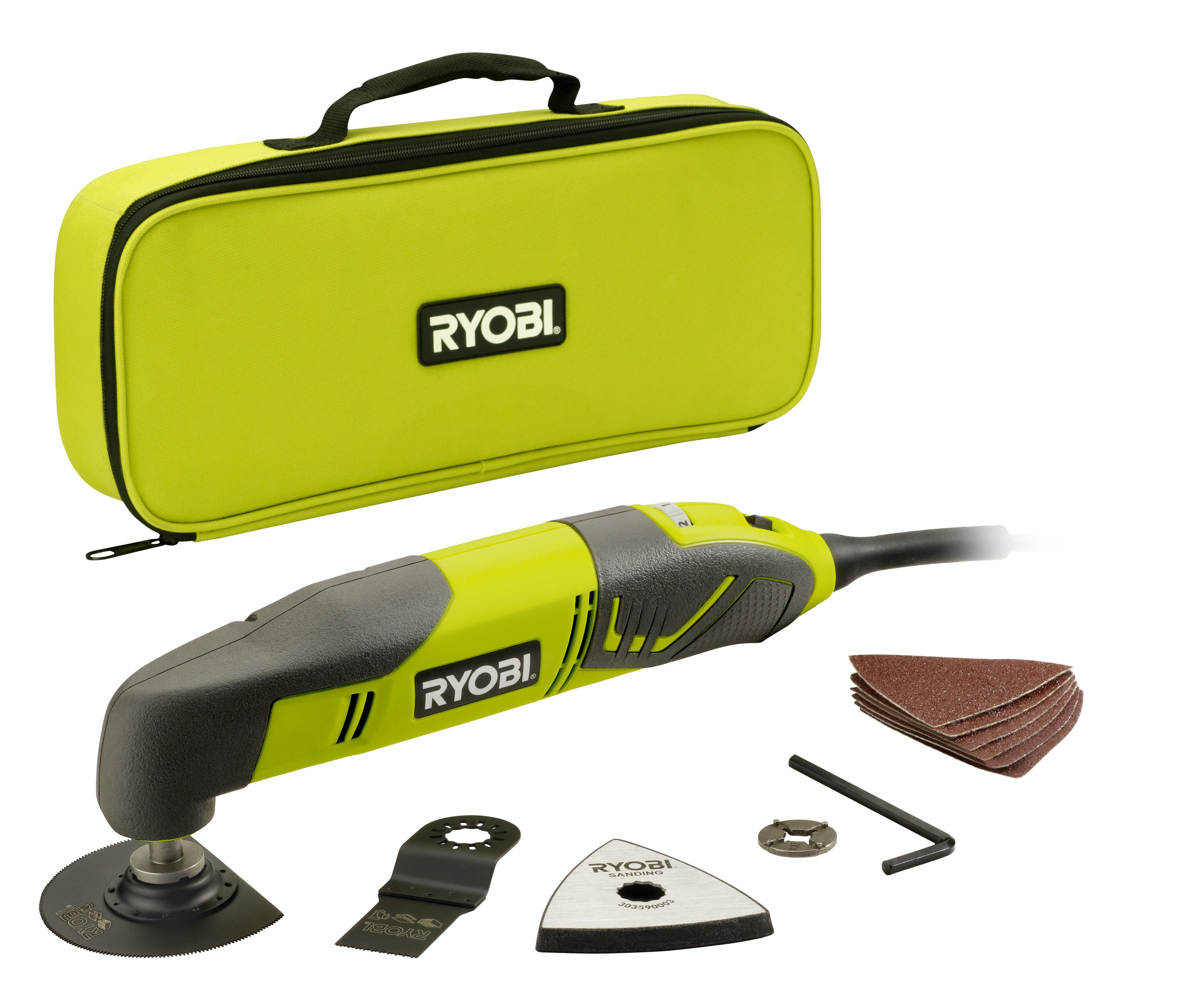 Multiverktyg Ryobi RMT200-S