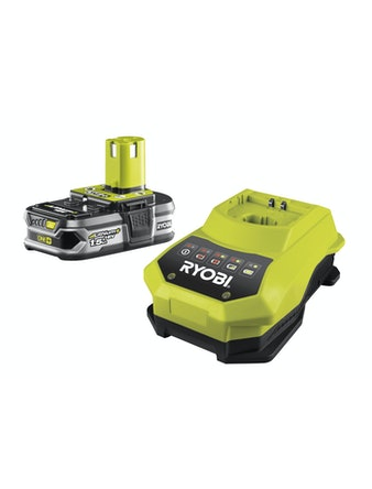 Набор: аккумулятор Ryobi One+ и зарядное устройство RBC18L15