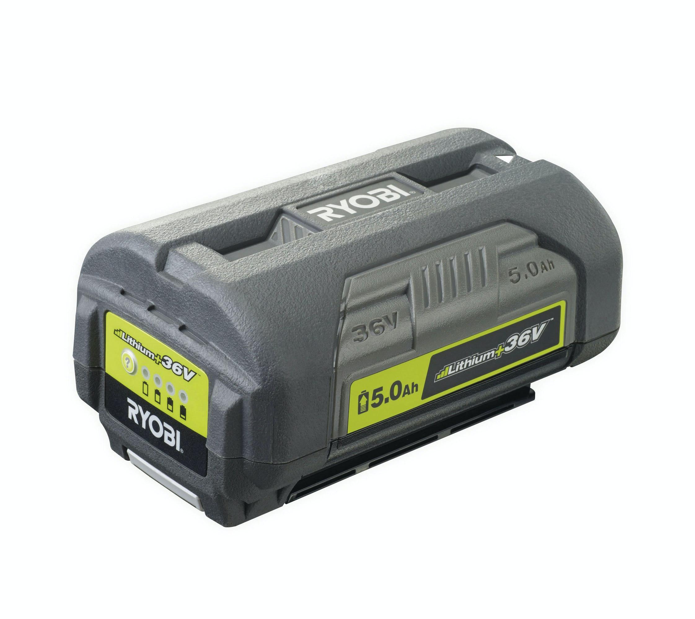 Batteri Ryobi Tillbehör 36V 5,0Ah BPL3650D