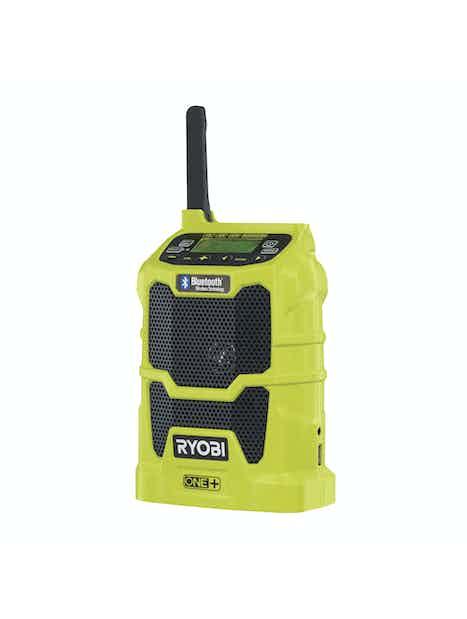 RADIO RYOBI R18R-0 ONE+ BLUETOOTH 18V