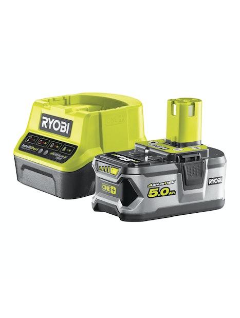 AKKU JA LATURI RYOBI 18V ONE+ RC18120-150 1X5,0AH
