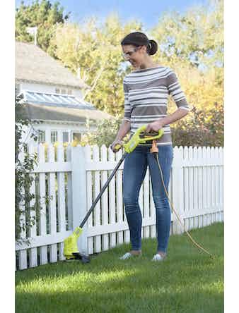 Trädgårdskit Ryobi RLM13LT350 Gräsklippare Och Trimmer