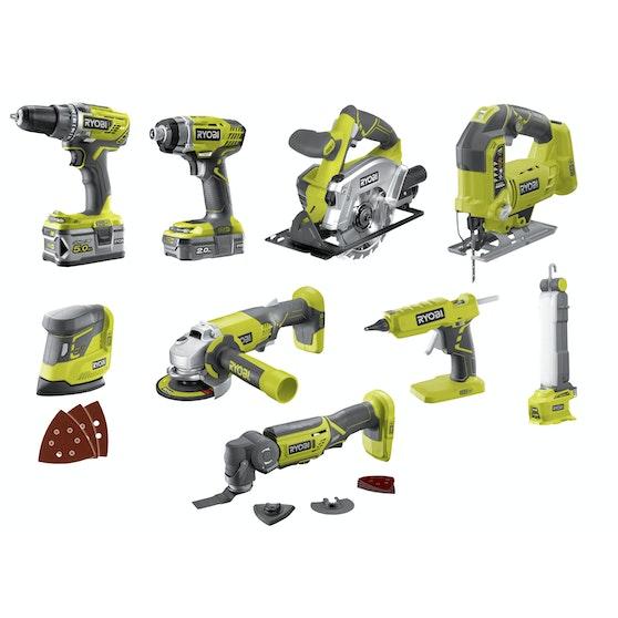 Multiverktyg | Elverktyg | Ryobi verktyg