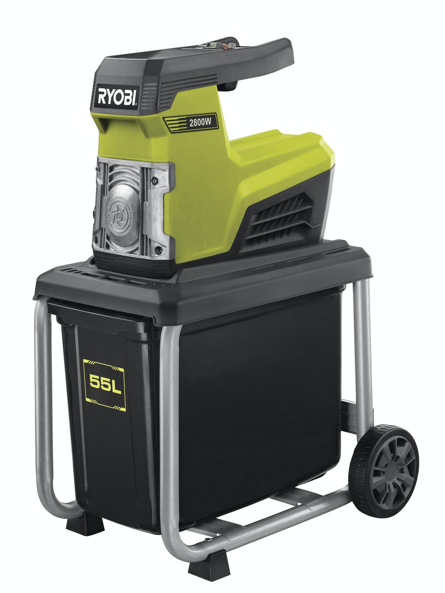 Kompostkvarn Ryobi RSH2845T 2800W 45mm