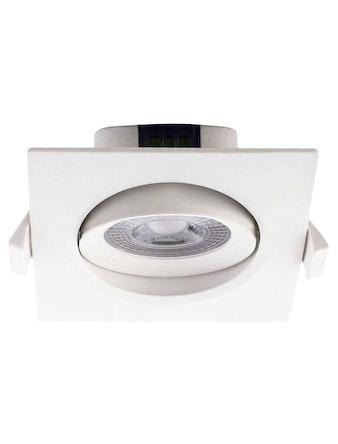 Светильник Jazzway PSP-S 9044, квадратный, 7 Вт